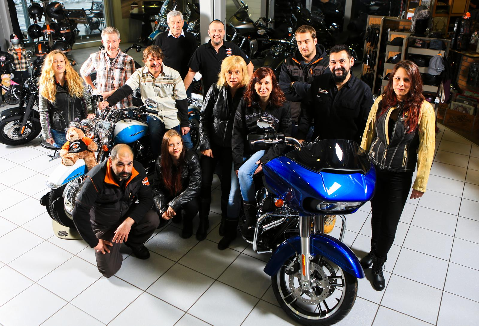 Le Team Trimoto